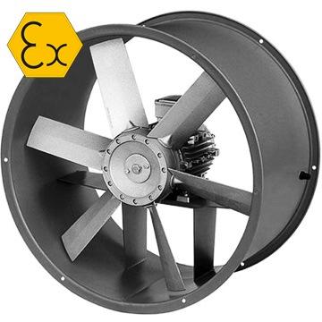 exproof havalandırma fanı
