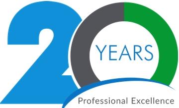 20 yıllık tecrübe