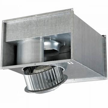 Dikdörtgen kare kanal tipi radyal havalandırma fanları