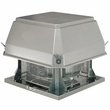 Çatı baca tipi radyal ve aksiyel havalandırma egsozst baca fanları ve aspiratörleri