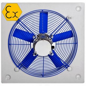 Exproof atex belgeli havalandırma fanları, aksiyel, radyal, duvar tipi kanal tipi exproof fan çeşitleri