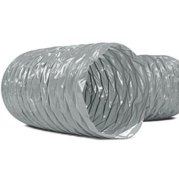 Çelik telli pvc 310 mikron hava kanalı takviyeli pvc flexler esnek borular