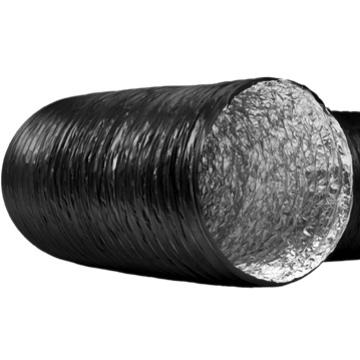 Combi, aluminyum v epvc kombinasyonlu nem bariiyerli flex hava kanalı flex nem izoleli borular