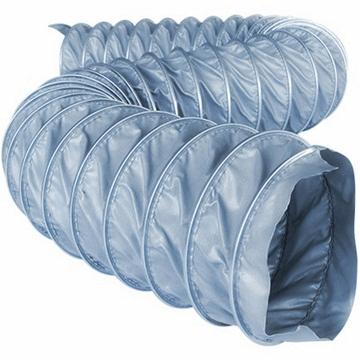 Clıp ht-900 endüstriyel yüksek ısıya dayanıklı ve yüksek mukavemetli özel kumaşlı hortumlar, endüstriyel havalandırma boruları