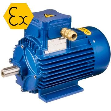 Atex ac elektrik motoru, IE2, IE3, IP:55, IP:56, IP:66 aluminyum  pik gövde, atex sertifikalı expolosion proof, patlama korumalı motorlar