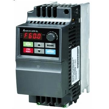 Delta vfd-el motor sürücü hız kontrol frekans inverteri trifaze monofaze