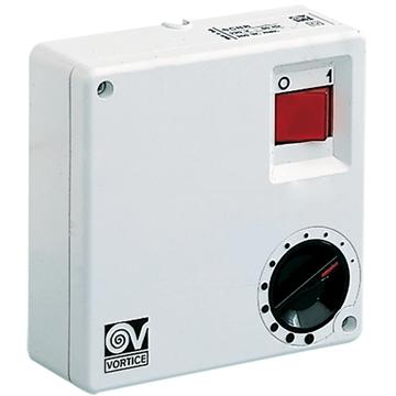 Vortice c 1,5 c2,5 elektronik fan hız ayar anahtarı potansiyometreli fan kademe ayarı