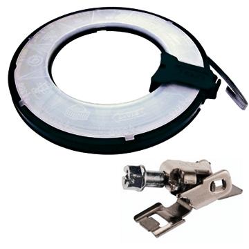 Metal çelik şerit rulo kelepçe, kanal kelepçesi, tokalı rulo kelepçe fiyatları, çeşitleri, tork, afs, atc kelepçe