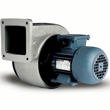 ERF aluminyum döküm gövdeli sık kanatlı motorlu, salyangoz kazan fanı, kazan yakma fanları, kazan havalandırma fan fiyatları