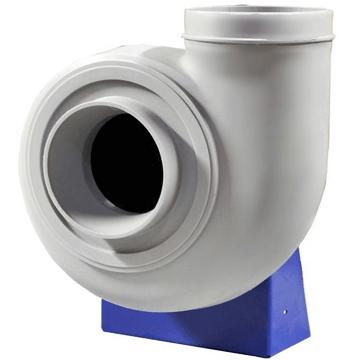 PP polipropilen asit ve kimyasal buhar tahliye fanı, plastik salyangoz havalandırma fanı, pp asit fanı, pe,ep