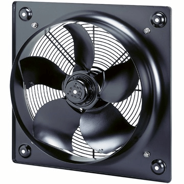 HXBR, HXTR duvar tipi orak kanatlı aksiyel havalandırma ve soğutma fanı, emici, üfleyici soğutma fanları fiyatı, soler palau, afs, hxbr, hxtr