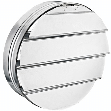 BASP aksiyel fan geri akış panjuru, hareketli hava panjuru, galvaniz metal aksiyel aspiratör panjuru bahçıvan bvn basp
