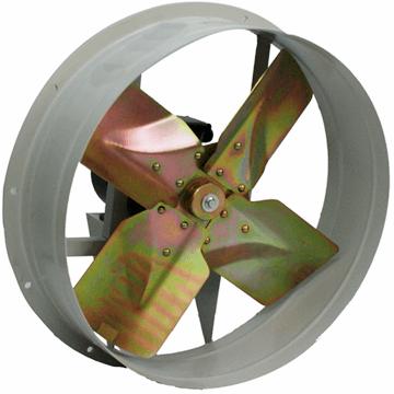 SPA-4 4 kanatlı aksiyel fan, sac kanatlı 4 pervaneli eksiyel aspiratör, güçlü, yüksek devirli, yüksek debili aksiyel fan çeşitleri