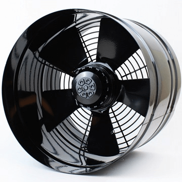 BORAX bahçıvan bvn sac tip aksiyel boru tipi fan, yuvarlak kanal tipi aksiyel havaandırma fan fiyatı