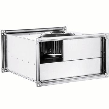 BSKF sık kanatlı radyal galvaniz kasalı flanşlı dikdörtgen kanal tipi fan aspiratör fiyatları bvn bahçıvan