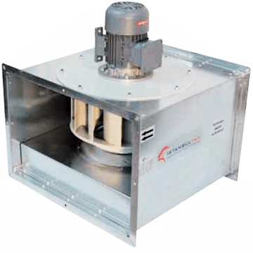 DKF dıştan motorlu, seyrek kanatlı ısıya dayanıklı kanal tipi havalandırma egsoz aspiratörü, davlumbaz baca fanı fiyatları istanbulfan aspiratör listesi