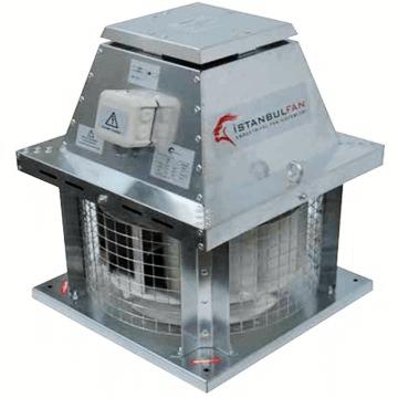 DYCF ısıya dayhanıklı çatı fanı, 120C' sürekli çalışabilen radyal yatay atışlı çatı fanı fiyatları , istanbulfan dycf fan çeşitleri, mutfak davlumbaz baca aspiratörleri