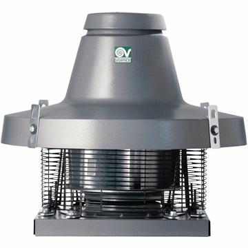 TRm TRT vortice çatı tipi havalandırma davlumbaz fanı monofaze trifaze 220 volt 380 volt ısıya dayanıklı seyrek kanatlı çatı fanı