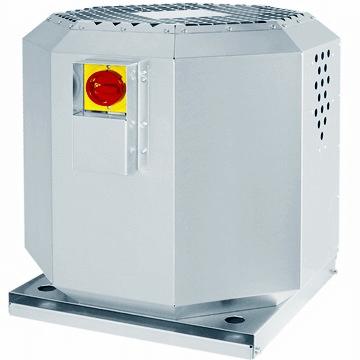 KRF-s çatı tipi dikey atışlı egzoz aspiratörü, davlumbaz baca tipi emici çatı fanı modelleri