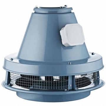 BRCF M 315 120C' sıcaklıkta çalışabilir çatı baca tipi emici egsoz aspiratörü modelleri bahçıvan bvn