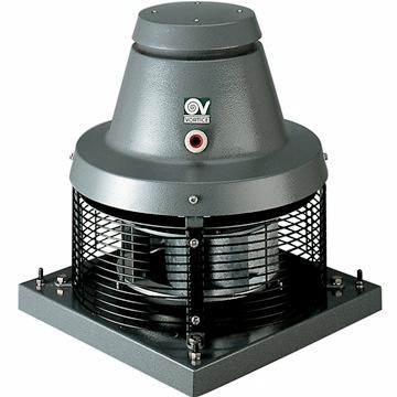 Tracamino vortice3 şömine baca tipi duman emici çatı fanı, 200C' sürekli sıcaklıkta çalışabilir duman emme fanı