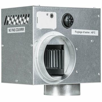 CHEMINAIR soler palau afs şömine ısı odası sıcak hava dağıtma fanı, termostadlı hız ayarlı ısıya dayanıklı ısı dağıtma aspiratörü fiyatları ve özelllikleri