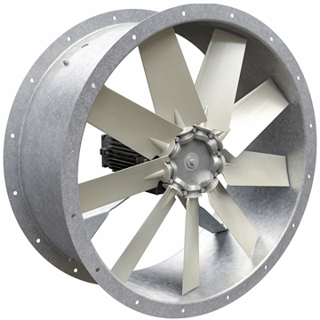Kanal tipi aksiyel basınçlandırma fanı, aksiyel vantilatör, aksiyel havalandırma fanları