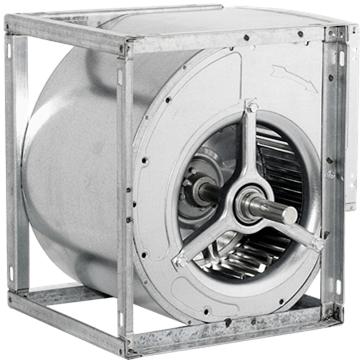 RCAD öne eğimli sık kanatlı yüksek basınçlı radyal motorsuz fan, kayış kasnaklı çift emişli radyal fan fiyatları, activent, aktif motor rcad