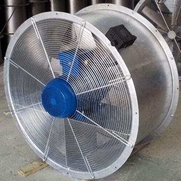 Aksiyal tel kafesli havalandırma fanı, kanal tipi aksiyel endüstriyel aspiratör ve vantilatör imalatı