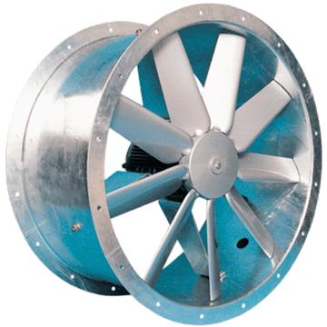 kanal tipi aksiyal döküm kanatlı fanlar, yüksek basınçlı aksiyel havalandırma fanı modelleri