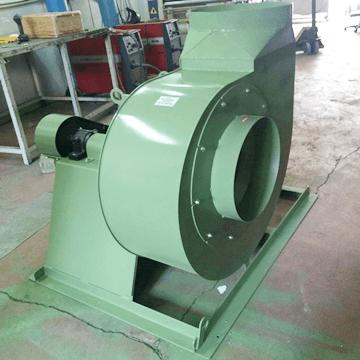 Kayış kasnaklı özel imalat salyangoz fan ve aspiratör