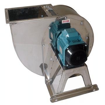 paslanmaz çelik inox salyangoz fan, 304, 316 , 403 kalite salyangoz paslanmaz çelik fan aspiratör imalatı ve fiyatları