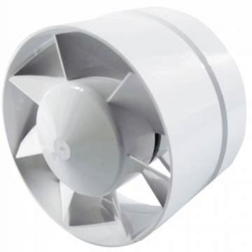 ILF plastik boru tipi ınlıne fan, aksiyel domestik fanlar, boru arası banyo wc fanı modelleri, atc ılf vko