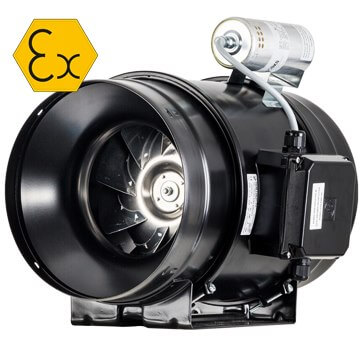 Soler palau S&P TD ex atex sertifikalı ex-proof kanal tipi radyal fan modelleri ve fiyatları Afs Td ex kanal tipi fan özellikleri