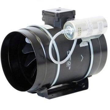 Td 1200/315 ex kanal tipi radyal exproof fan