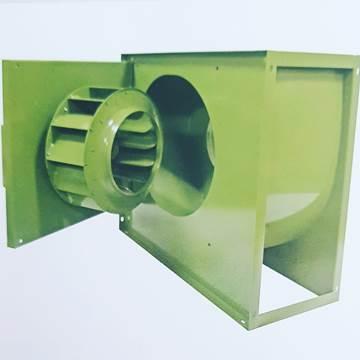 endüstriyel mutfak davlumbaz aspiratörü kabs salyangoz kapaklı fan