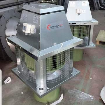 Çatı baca tipi aspiratör