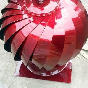 Esmatik baca rüzgar gülü baca pırpırı esmatik aspiratör