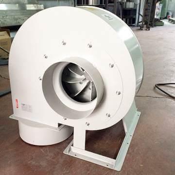 Özel imalat salyangoz aspiratör vantilatör