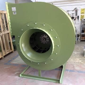 Orta basınç radyal fanlar, salyangoz havalandırma fan imalatı ve modelleri