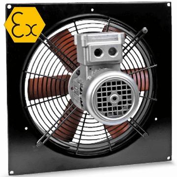 EB ATEX Duvar tipi aksiyel egzost aspiratörü, atex sertifikalı exproof fan fiyatı, o.erre imco, fiyatları