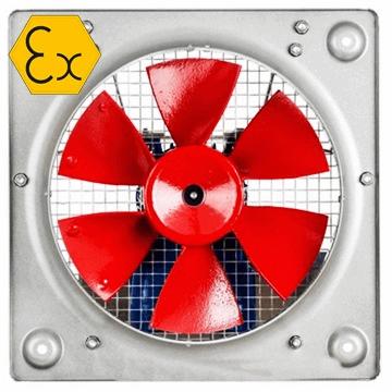 HDT ATEX Duvar tipi aksiyel exproof fan aspiratör, havalandırma fanı, afs soler palau hdt exproof, fiyatları, özellikleri, modelleri