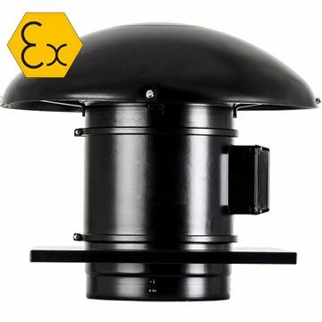 TH Atex soler palau afs çatı tipi radyal karma akışlı exproof fan, exproof egsoz fanı, çatı tipi radyal fan fiyatları, atex belgeli, fanlar