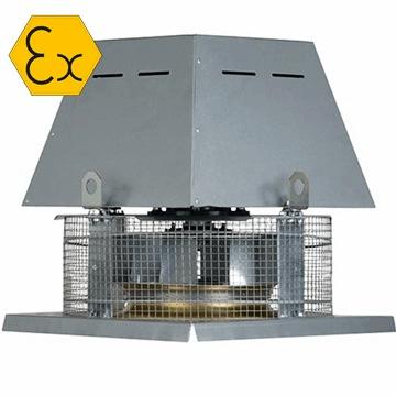 TCDH atex çatı tipi radyal exproof fan, soler palau afs tcdh fan fiyatları, atex çatı fanı modelleri
