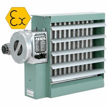 Exproof ısıtıcı, exproof fanlı ısıtıcı, exproof elektrikli ısıtıcı, sanayi tipi atex ex-proof elektrikli fanlı ısıtıcı