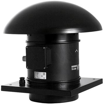 Soler palau S&P TH Atex exproof radyal çatı fanı, çatı aspiratörü afs, ankara, istanbul, izmir