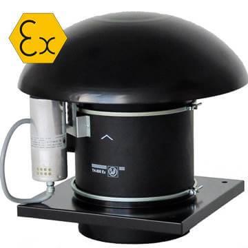 TH-ATEX Soler palau afs çatı tipi exproof fan, exproof egzost aspiratörü modelleri ve fiyatları