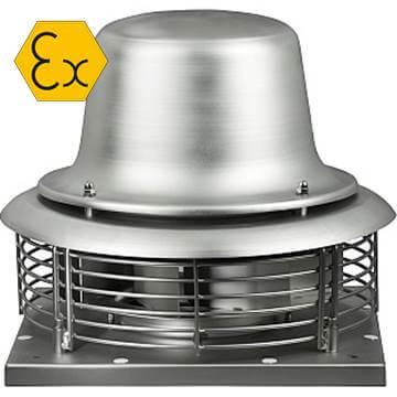 CRH-ATEX Exproof çatı fanı, radyal ex proof çatı tipi fan