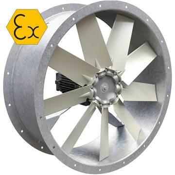 Ex-proof fan, aksiyal, radyal, kanal tipi ex proof fan fiyatları, modelleri ve çeşitleri