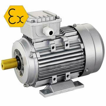Elprom atex ac ex-proof elektrik motoru empo, entegral istanbul, ankara, izmir